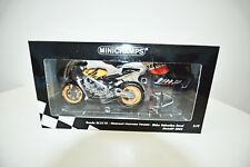Valentino Rossi. Honda RC211V  MotoGP 2003. Minichamps 1/12.