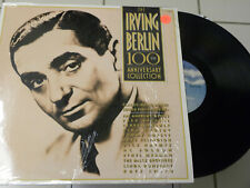 Lp Irving Berlin 100 Anniversary Collection Near Mint with Shrink Wrap