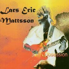 Lars Eric Mattsson - Obsession (2012)  CD Limited Remastered Edition  NEW/SEALED