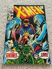 X-men  57  VF/NM  9.0  High Grade  Cyclops  Angel  Beast  Iceman  Jean Grey