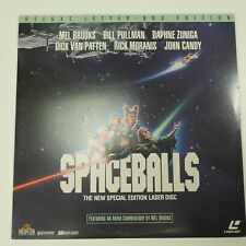 SPACEBALLS: THE LASERDISC LD WIDESCREEN SPECIAL EDITION W/AUDIO COMMENTARY!