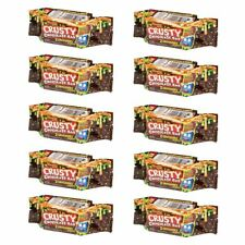 New 10 PACKS The Grossery Gang S1 Crusty Chocolate Bar 2 Figure Pack Official