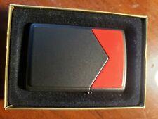 New listing Zippo lighter Marlboro Red Roof matte black 1997 Nos