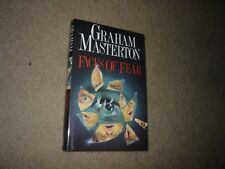 Faces of Fear Graham Masterton Hardcover