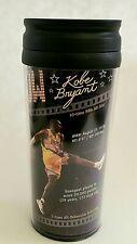Kobe Bryant Official NBA Los Angeles Lakers Coffee Mug Travel Tumbler Cup (NOS)