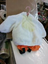 Baby Chicken Costume By Miniwear Size 6 To 9 Months Style # 356023Ni6