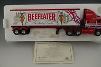 MATCHBOX SPIRIT OF LONDON BEEFEATER TRACTOR TRAILER 1:58 SCALE DIE CAST MIB