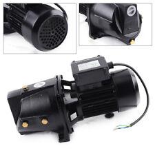 1 Hp 750w Shallow Well Jet Pump Water Pump Adjustable Pressure Switch 4000lh Us