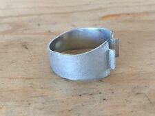Vintage Bicycle NOS 1960's Huret Down Tube Cable Clamp/Shim