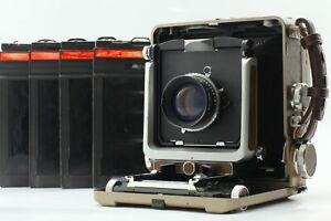 【NEAR MINT++ w/ Lens】 Wista 45D 4x5 Field + FUJINON-W 150mm f/5.6 From Japan 614