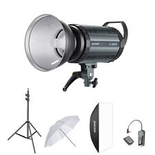 Neewer 300W Flash Estroboscópico Fotografía Iluminación kit