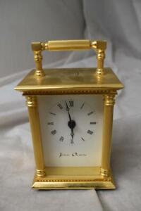 Vintage Jens Olsen Carriage Clock