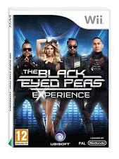 The Black Eyed Peas Experience Wii PAL VERY GOOD CONDITION WITH MANUAL