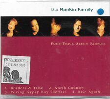 The Rankin Family 4 Track Promo CD Sampler