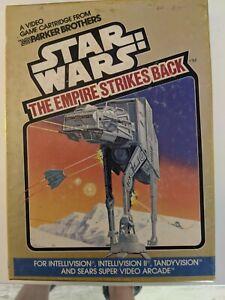 Star Wars The Empire Strikes Back Intellivision