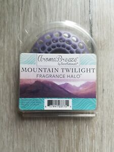 Aromabreeze ScentSationals Highly Scented Fragrance Halo Mountain Twilight (A2)