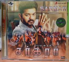 Sarkar - A.R.Rahman - Ultra Records / Sony - Tamil  CD - (JEWEL BOX)