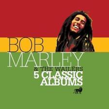 5 Classic Albums von Bob Marley & The Wailers (2015)