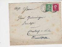 german 1928 stamps cover  ref 18855