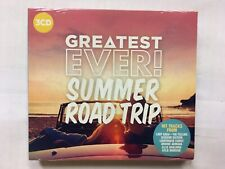 Greatest Ever! Summer Road Trip CD: Lady Gaga/Kylie/Girls Aloud NEW & Sealed CD4