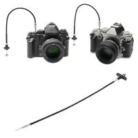 """27.5"""" Mechanical Thread Remote Cable Shutter Release For Digital / Film Camera Q"""