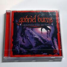 Gabriel Burns 25. ...dem Winter folgte der Herbst