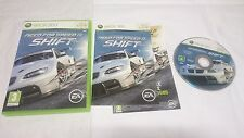 NEED FOR SPEED SHIFT PAL MICROSOFT XBOX 360 UK Inglés.