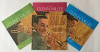 GLENN MILLER ~ ON THE AIR ~ 1985 GERMAN 39-TRACK VINYL TRIPLE ALBUM [3LP SET]