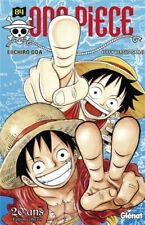 ** Rare ** Manga ONE PIECE - Tome 84 - 20 ans - COLLECTOR - Oda - TBE -