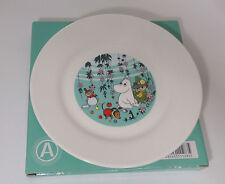 Circle K JAPAN x Moomin Valley Plate (Green) Limited Edition 2007
