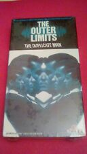 The Outer Limits - The Duplicate Man 1964 VHS sci-fi Ron Randell TV serial NEW