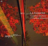 Giovanni Antonini - Haydn; Gluck: La Passione [CD]