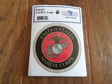 MILITARY MARINE CORPS EGA  WINDOW DECAL BUMPER STICKER OFFICIAL M.C PRODUCT