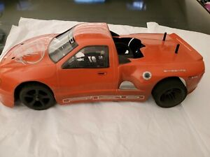 HPI Nitro RS4 3EVO CONVERTED TO ELECTRIC