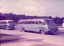 Autocar Car Bus c. 1950 - Rapid-Pullman Grand Ektachrome 11 x 8 - CO 18