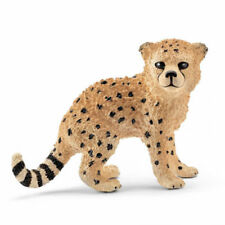 Plastic Cheetah Animal & Dinosaur Action Figures