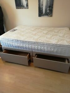 Highgrove divan bed with mattress