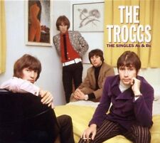 The Troggs - The Singles A`s & B`s, 3CD 79 Tracks Neu