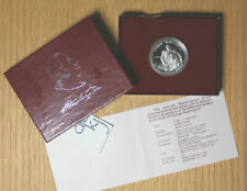 1982-S George Washington Silver Half Dollar Commemorative - Proof - Ogp - Coa