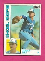 1984 TOPPS # 62T  BLUE JAYS JIMMY KEY ROOKIE TOPPS TRADE NRMT-MT (INV# C7563)