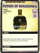 Pathfinder Adventure Card Game - 1x Potion of Ruggedness - Burnt Offerings