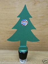 "Erva Decorative Steel Green Pine Tree Pole Top Finial for 1"" Poles"