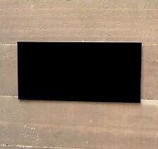 * Originale USM Haller * tablar 50x17,5 cm * nero * 500x175 * Grafite Nero *