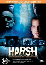 Harsh Realm : Season 1 (DVD, 2005, 3-Disc Set) Brand New Sealed