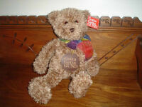 Gund 1999 BEARESSENCE Bear Handmade 15 inch Tall