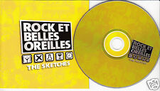 ROCK ET BELLES OREILLES The Sketches (CD 2001) Comedy French Quebec
