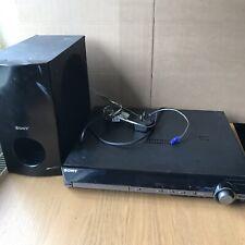 Sony DVD Home Theatre System Dolby Pro Logic 5.1 Remote DAV-DZ280 / HCD-DZ280
