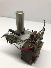 More details for vintage radio transformer