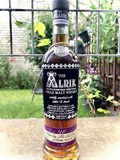 """THE ALRIK - The Handfilled """"1441"""" - Single Malt Whisky 55,5% (Glen Els/Elsburn)"""
