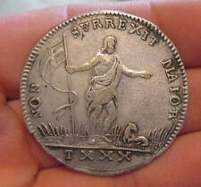 Malta - 1757 Large Silver 30 Tari - Nice!